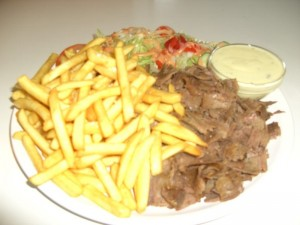 (46) Kebab Ret