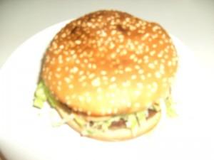 (50) Bacon Burger
