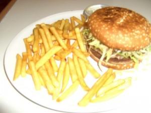 (54) Jumbo Burger Menu