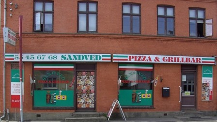 Sandved Pizzaria